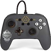 Control alámbrico para Nintendo Switch - Hylian Shield - Standard Edition