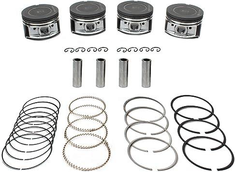 Piston W//ring set 85-95 TOYOTA 4RUNNER CELICA PICKUP 2.4L SOHC 22R 22RE,22REC