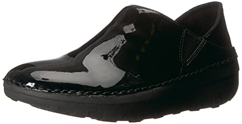 1ab79318f1a8 Fitflop Women s Superloafer-Patent Loafers