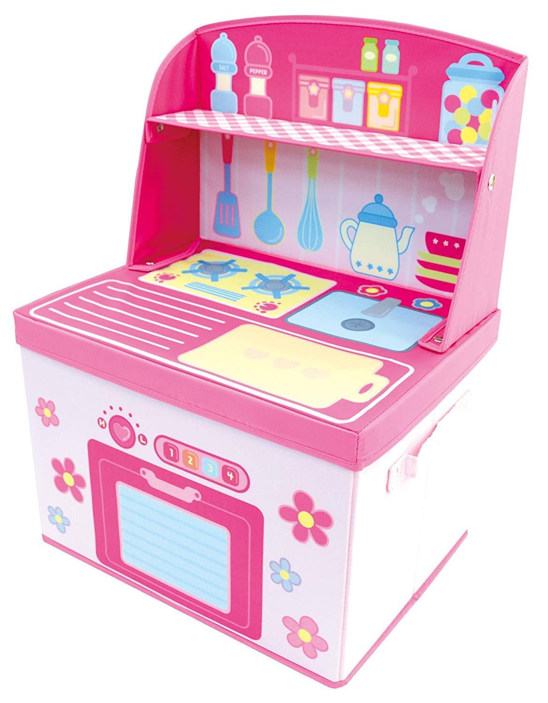 ユーカンパニー Play House Storage Box Kitchen