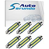 578 Led Car Bulb 211-2 Led Car Bulb 41mm 42mm 1.65in 212-2 Led Car Bulb for Car Map Light Dome Light, 22SMD 3014 Chips…