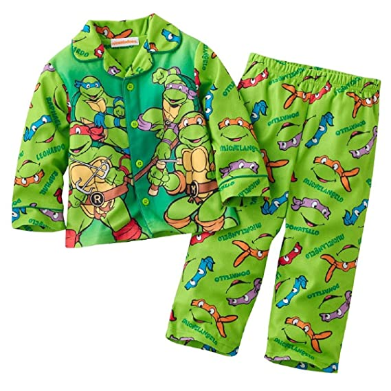 Amazon.com: Teenage Mutant Ninja Turtles Toddler Little ...
