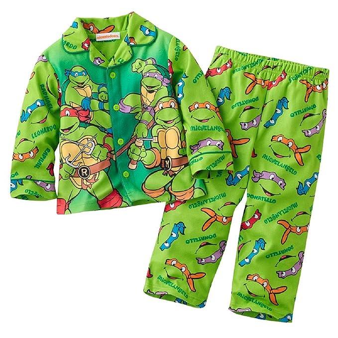 Amazon.com: Teenage Mutant Ninja Turtles Toddler Little ...