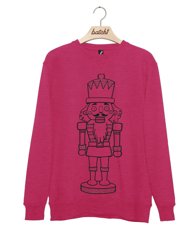 Batch1 Alice in Wonderland Through The Looking Glass Rabbit and Trumpet Mens Sweatshirt