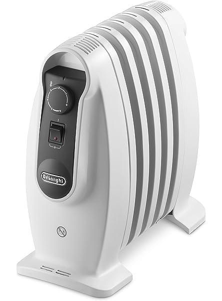 DeLonghi TRN0505M, 500 W, Blanco - Radiador: Amazon.es: Hogar