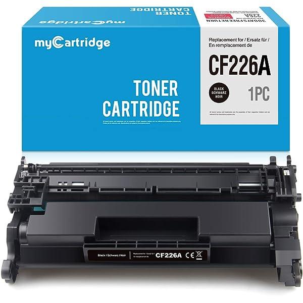 Toner Kingdom 26A CF226A Cartucho de Tóner HP Compatible ...