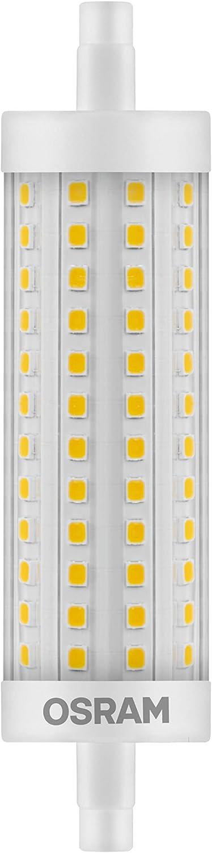 Osram 811614 - Bombilla LED R7S, 15 W, Blanco