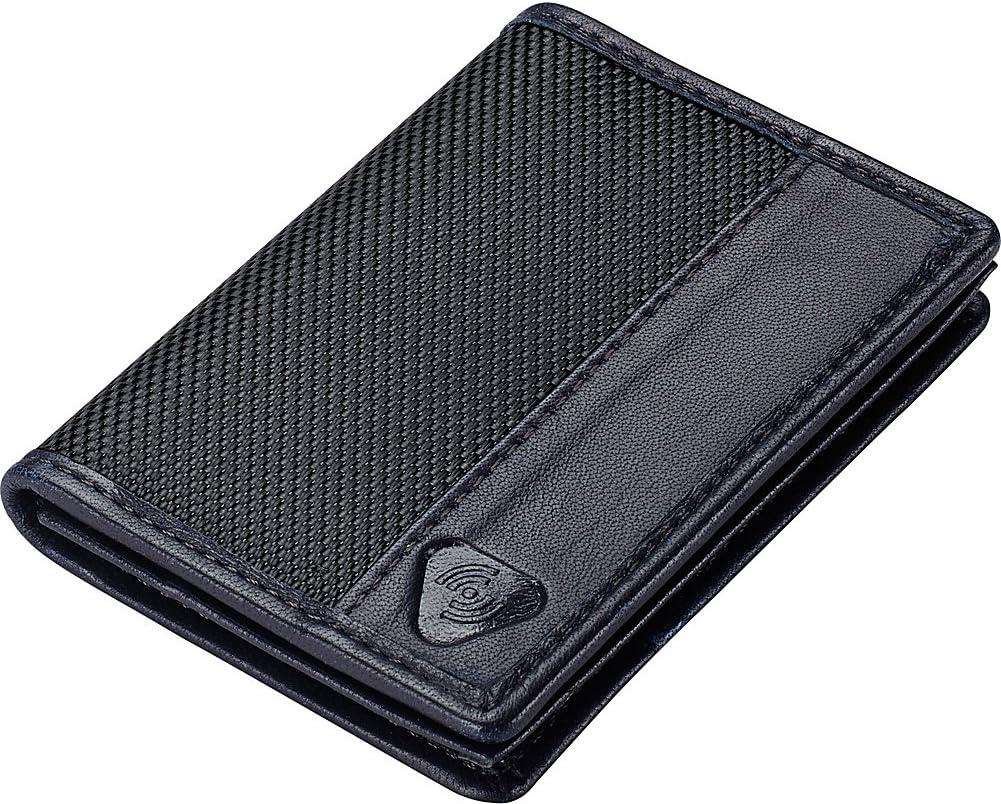 Lewis N. Clark Ballistic Nylon RFID Wallets