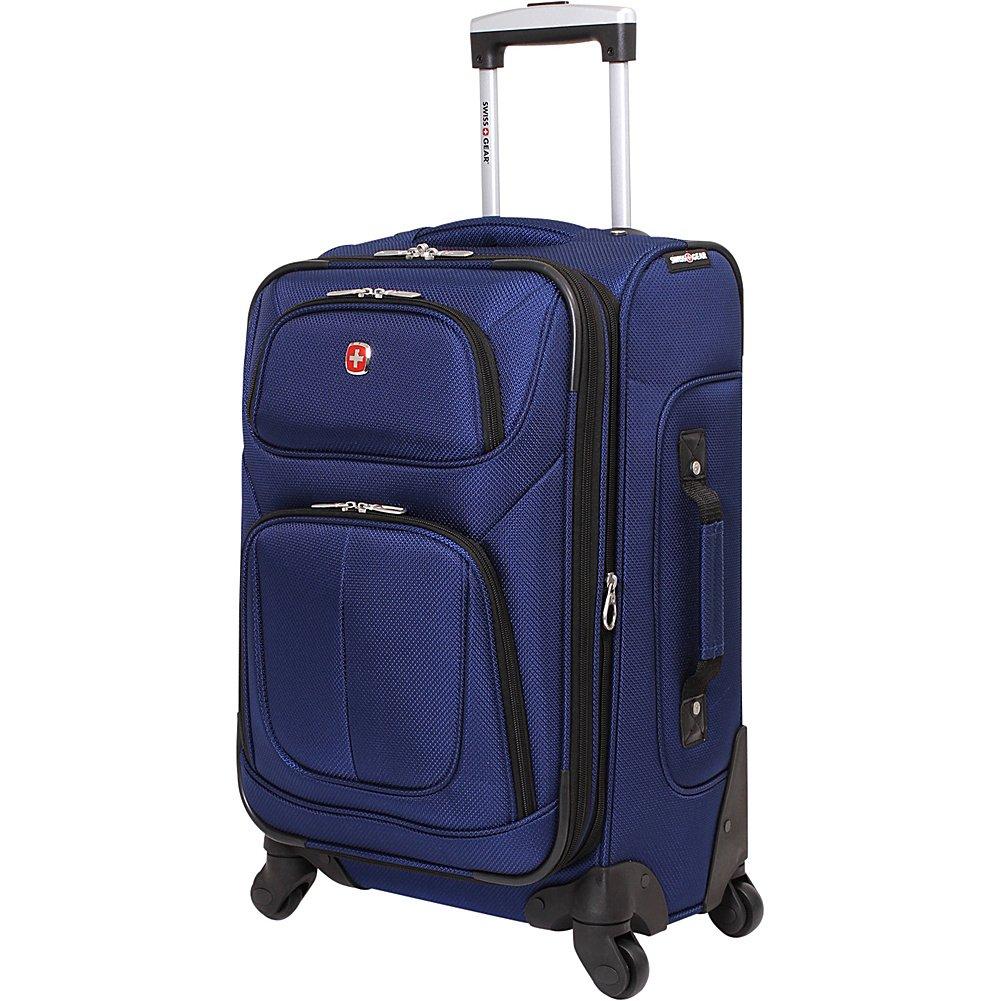 SwissGear Sion 21' Blue SwissGear Luggage Code_Domestic Code 6283323156