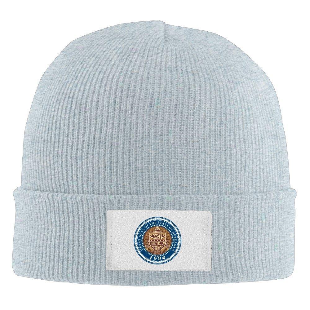 Nebraska Flag Rock Band 311 Winter Beanie Knit Hat