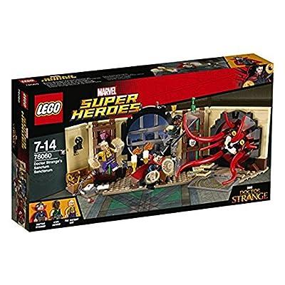 LEGO Marvel Super Heroes - 76060 Doctor Strange's Sanctum Sanctorum: Toys & Games