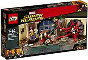 Lego The Ancient One 76060 Doctor Strange Super Heroes Minifigure