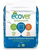 Ecover Universal Waschpulver Konzentrat Lavendel, 4er Pack ( 4 x 1,2 kg)