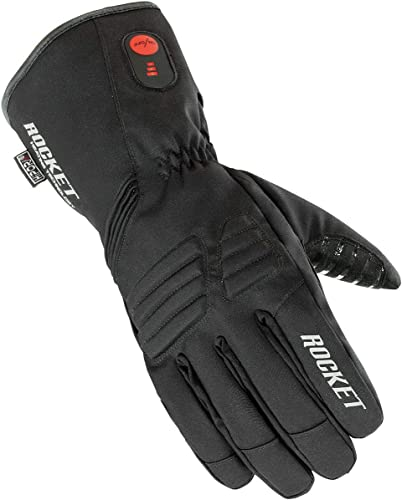 Joe Rocket Rocket Burner Gloves (Small) (Black)