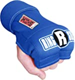 Ringside Quick Wrap Gel Shock Muay Thai MMA Kickboxing Training Boxing Hand Glove Wraps