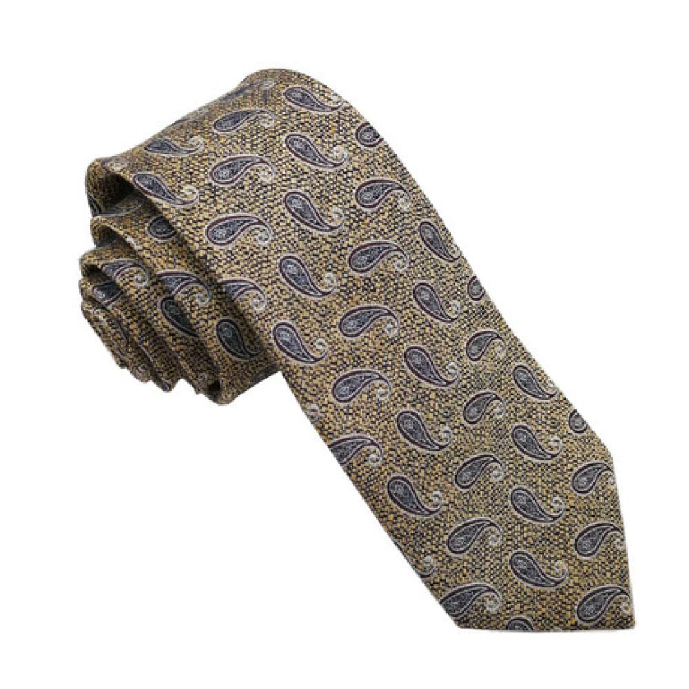LG GL Corbata de Hombre Corbata de Seda Jacquard Corbata de Traje ...