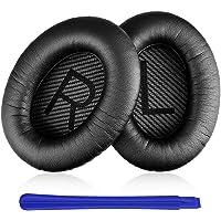 TesRank Ersättande öronkuddar öronkudde kit för Bose QuietComfort QC 2 15 25 35 AE2 AE2i AE2w SoundTrue SoundLink…