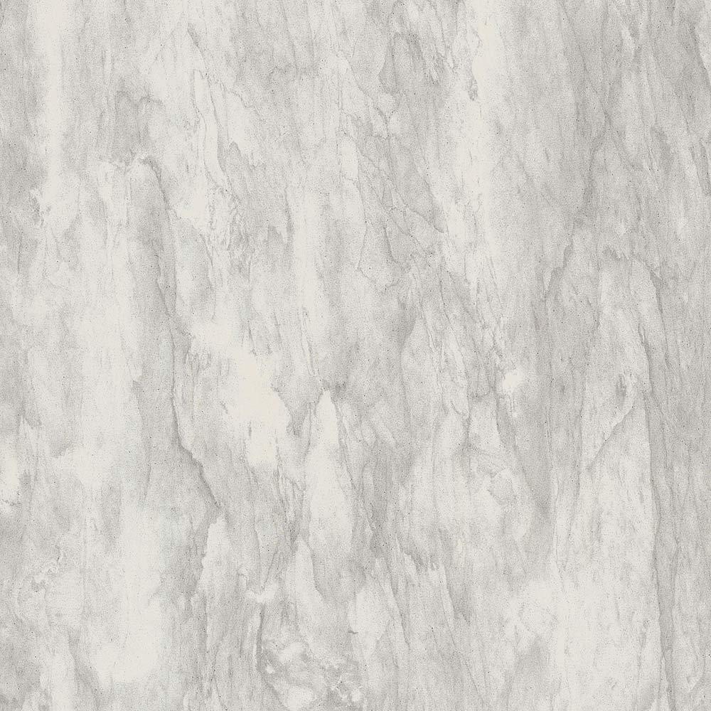 Viertelstab Bastelleiste Abschlussleiste Abdeckleiste aus MDF in Alu wei/ß 2600 x 12 x 12 mm