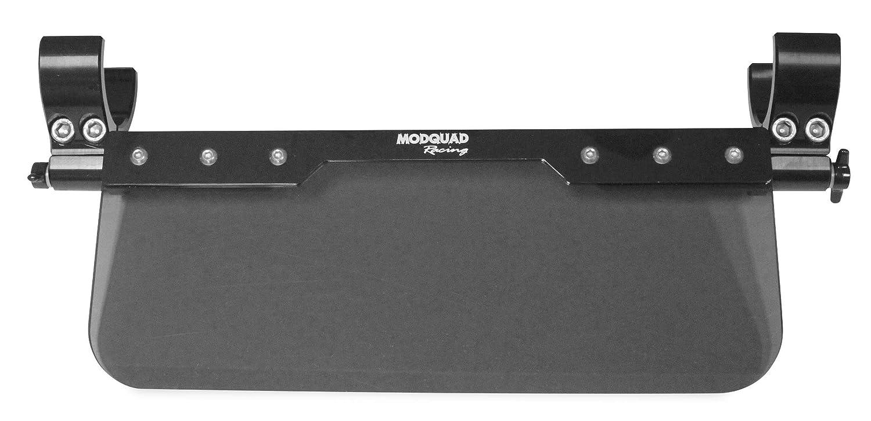 Modquad Black 12' Sun Visor w/ 1.75' Clamps SV12-1.75