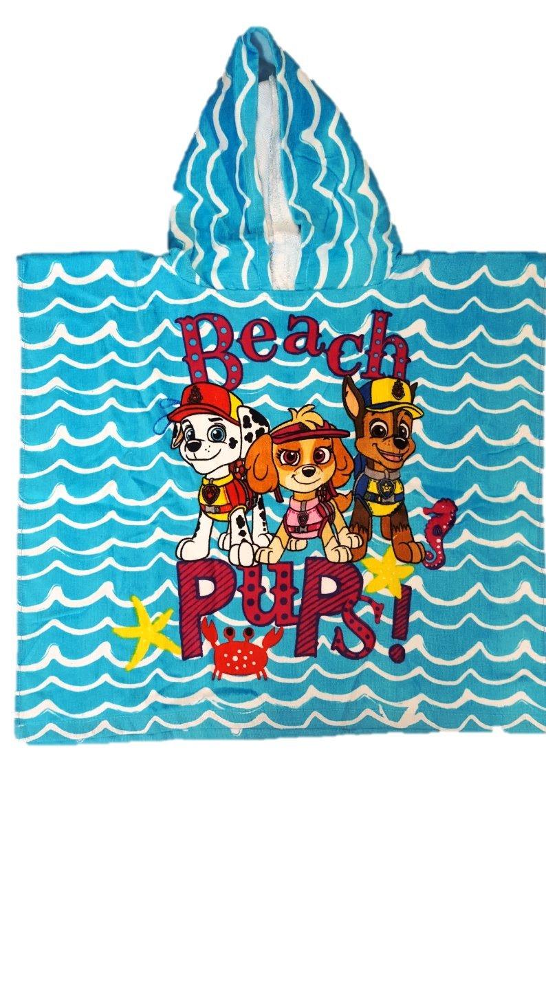 Girls Paw Patrol Beach Pups