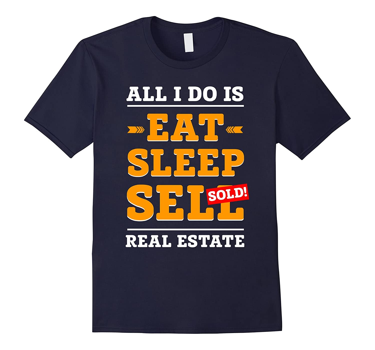 The most funny T-shirt for Real Estate Agent-CD