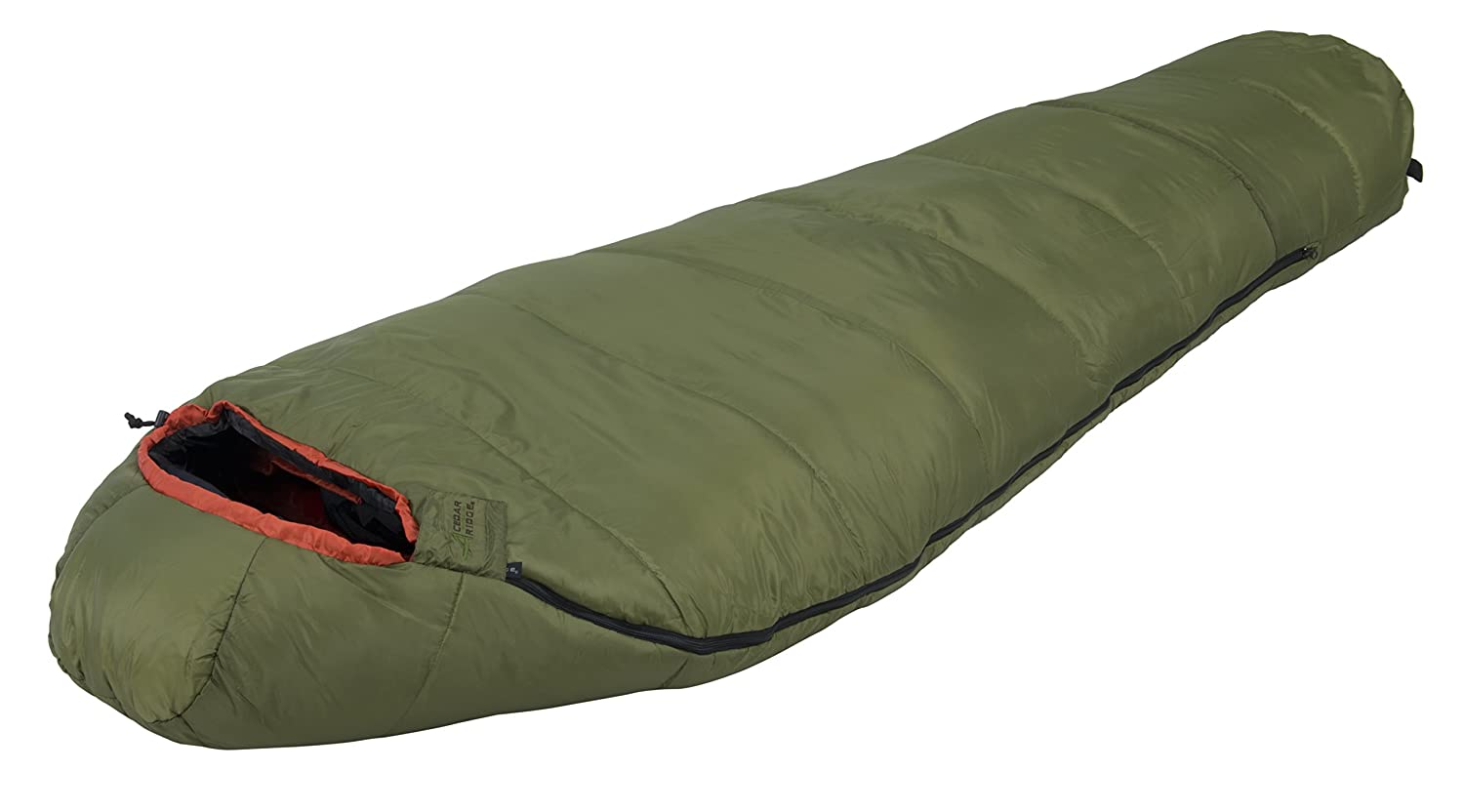 Cedar Ridge Silver Creek 20 Degree Sleeping Bag