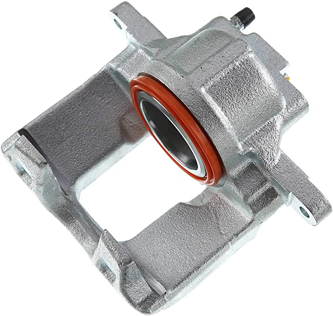 A-Premium Brake Caliper Without Bracket Compatible with Town /& Country Voyager Dodge Caravan Plymouth 2000-2007 Rear Left or Right