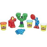 Play Doh Model Kit Herramientas de Superhéroe