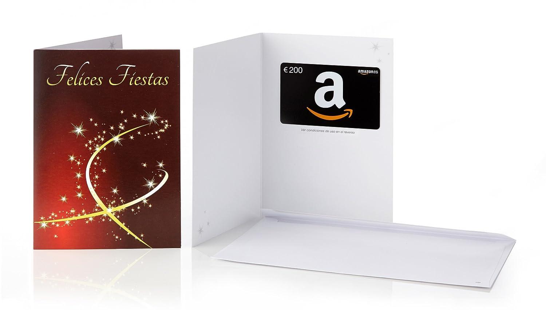 Tarjeta Regalo de Amazon.es por correo postal - Envío 1 día gratis tarjetas regalo
