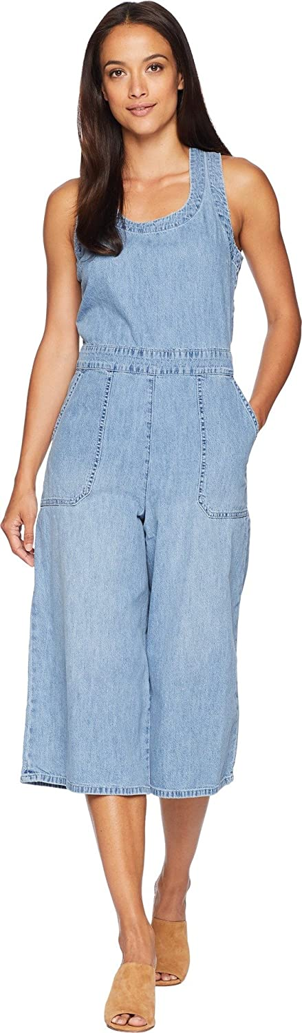 3e466b02751 Lucky Brand Womens Culotte Jumpsuit in Garford  Amazon.co.uk  Clothing