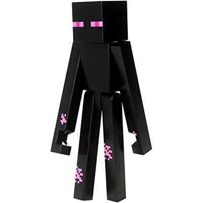 Minecraft Enderman Large Figure: Toys & Games