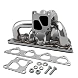 Replacement for Mitsubishi Lancer Evolution Stainless Steel Turbo Manifold - EVO 7 8 9 VII VIII IX