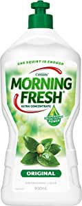 Morning Fresh Original Dishwashing Liquid, 900 milliliters