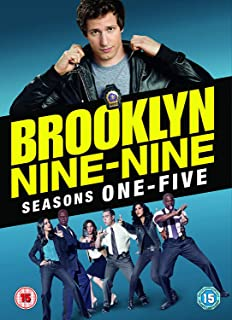 Brooklyn Nine-Nine - Season 5 [DVD] [2018]: Amazon co uk: DVD & Blu-ray