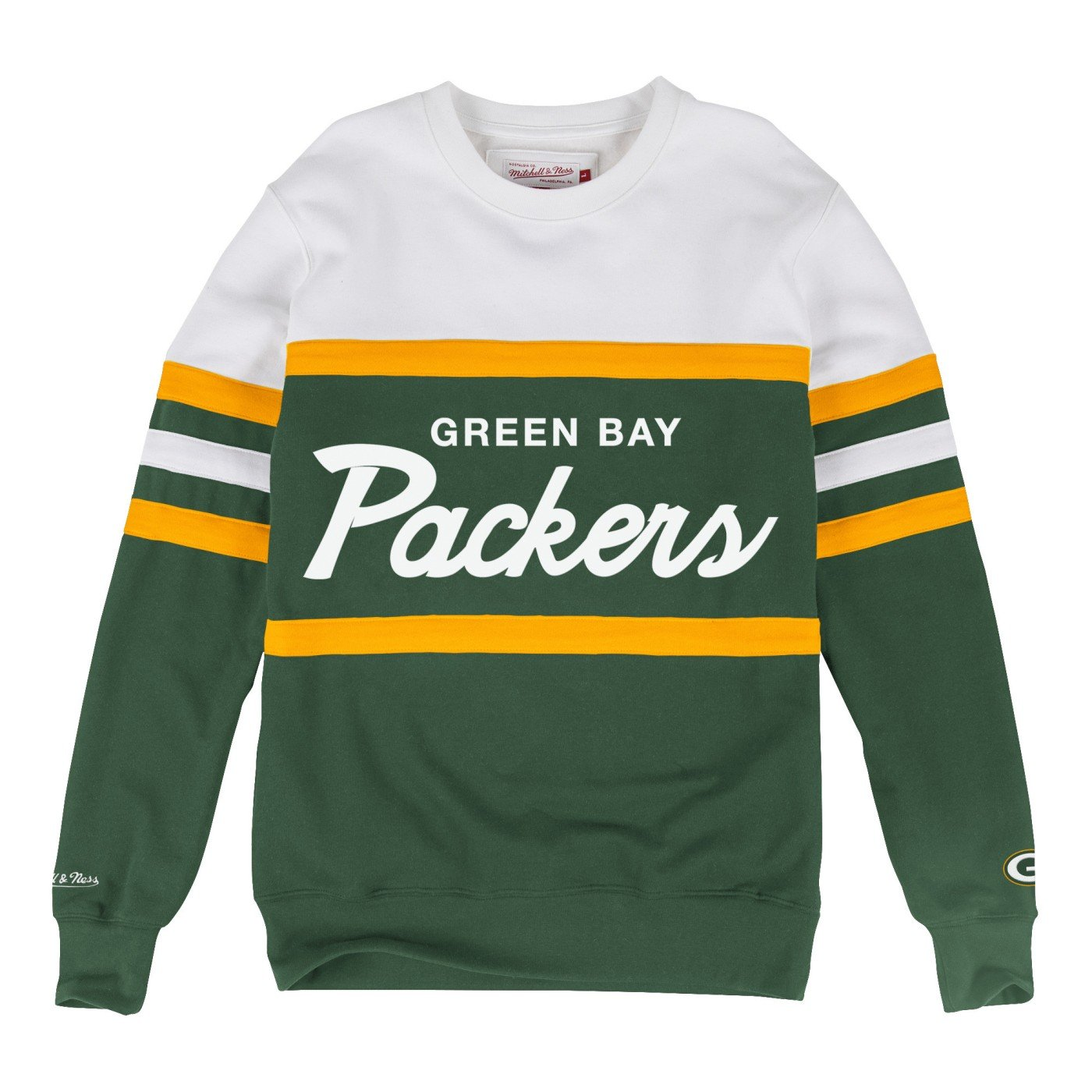 size 40 2c5d0 c4ac0 Green Bay Packers Mitchell & Ness NFL