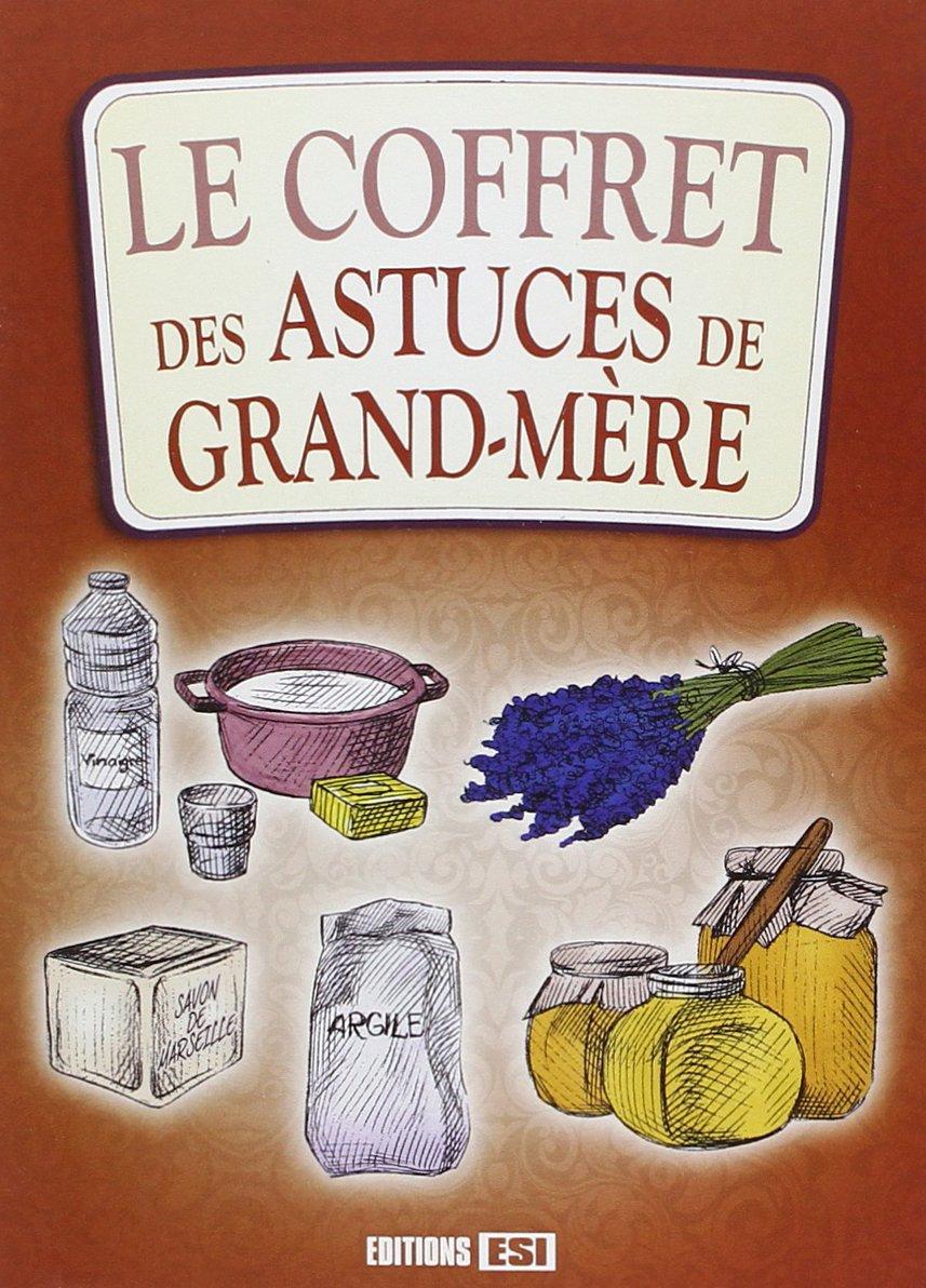 Le coffret des astuces de grand mère en 12 volumes 12 astuces et ...
