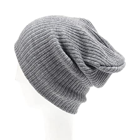 LuckES Crochet Invierno Mujeres Sombrero de Lana Tejer Beanie Warm Caps 1PC  Mujeres de la Manera 3dd70b5aefab