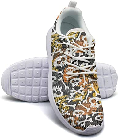 Cute halloween Owls Casual Shoes for Women athletic Non-Slip Running Shoes For Girls