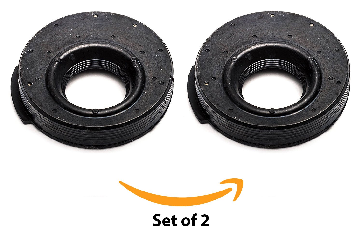VCT Variable Camshaft Cam Timing Solenoid Valve Cover Grommet Seal Set For Ford 1 3/4 Replaces 3L3Z-6C535-AA Auto Parts Prodigy