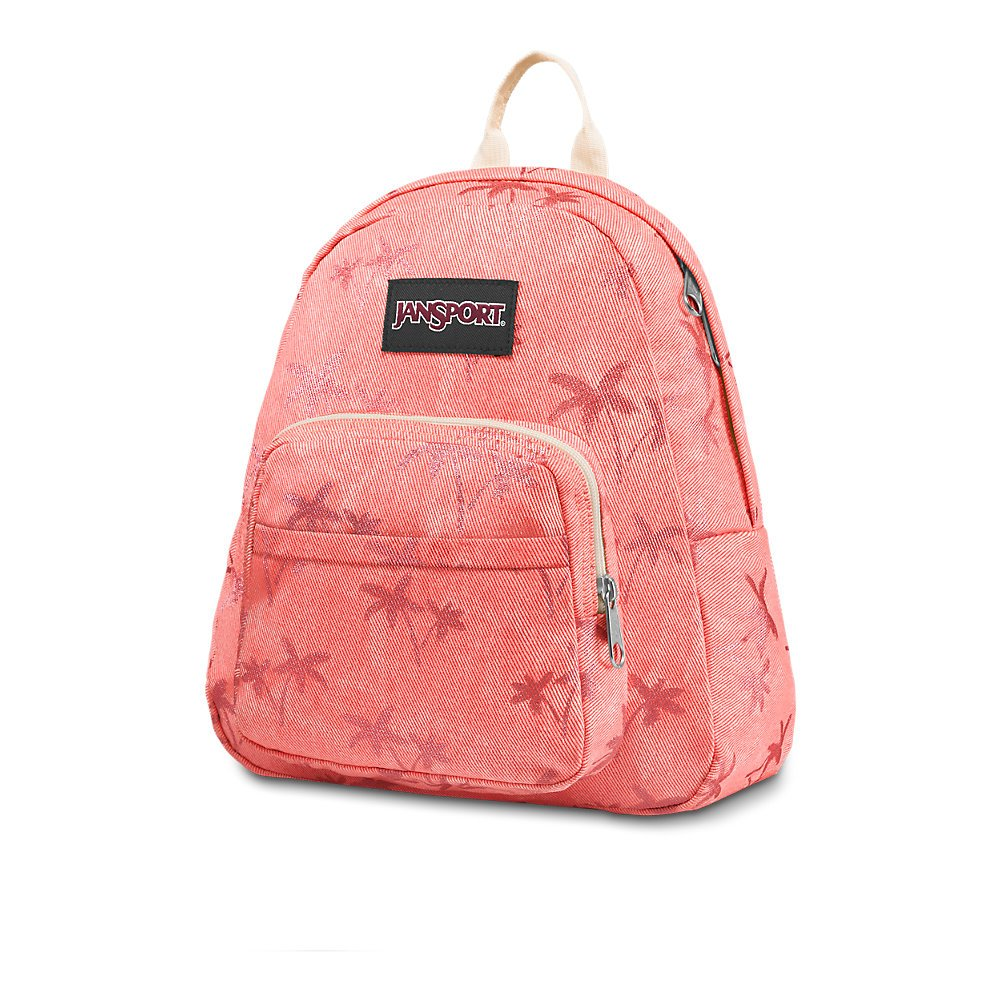Amazon.com   JanSport Half Pint FX Mini Backpack - Foil Tropics   Casual  Daypacks 6638fb70f5
