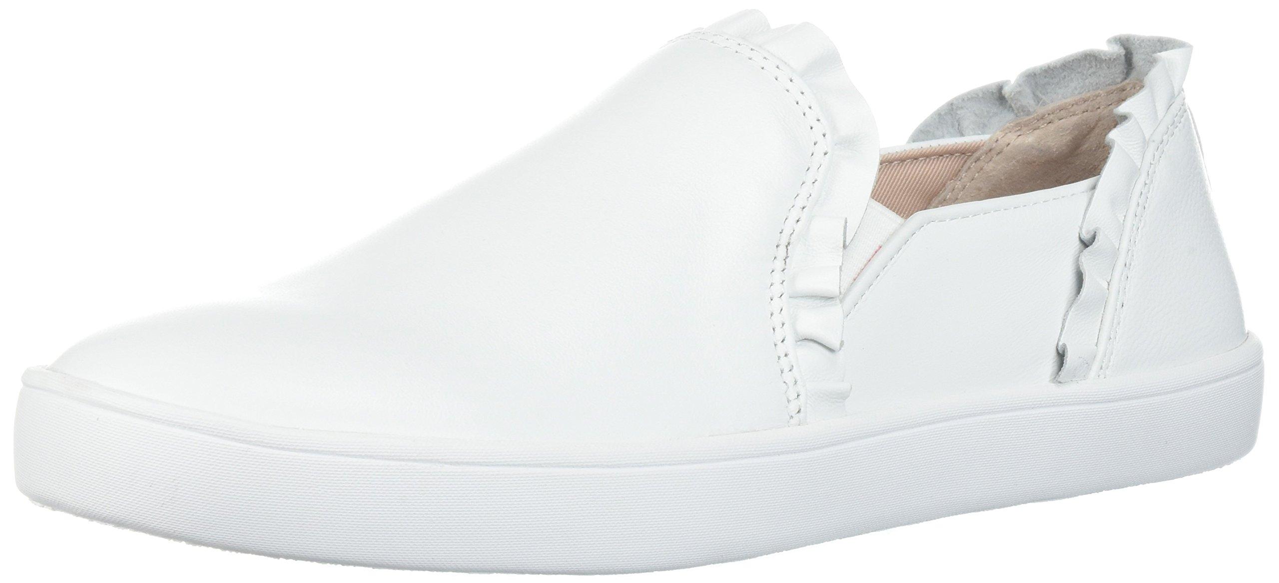 Kate Spade New York Women's Lilly Sneaker, White, 8 M US