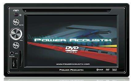 amazon com power acoustik ptid 6250 double din dvd am fm receiver rh amazon com Power Acoustik Subwoofers Power Acoustik Speakers