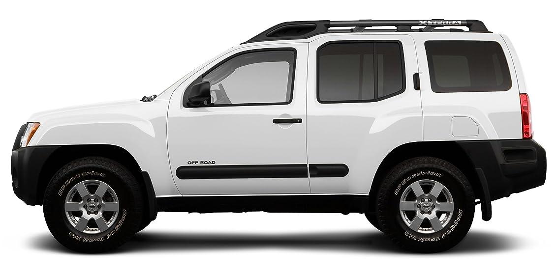 Amazon Com 2008 Nissan Xterra Reviews Images And Specs