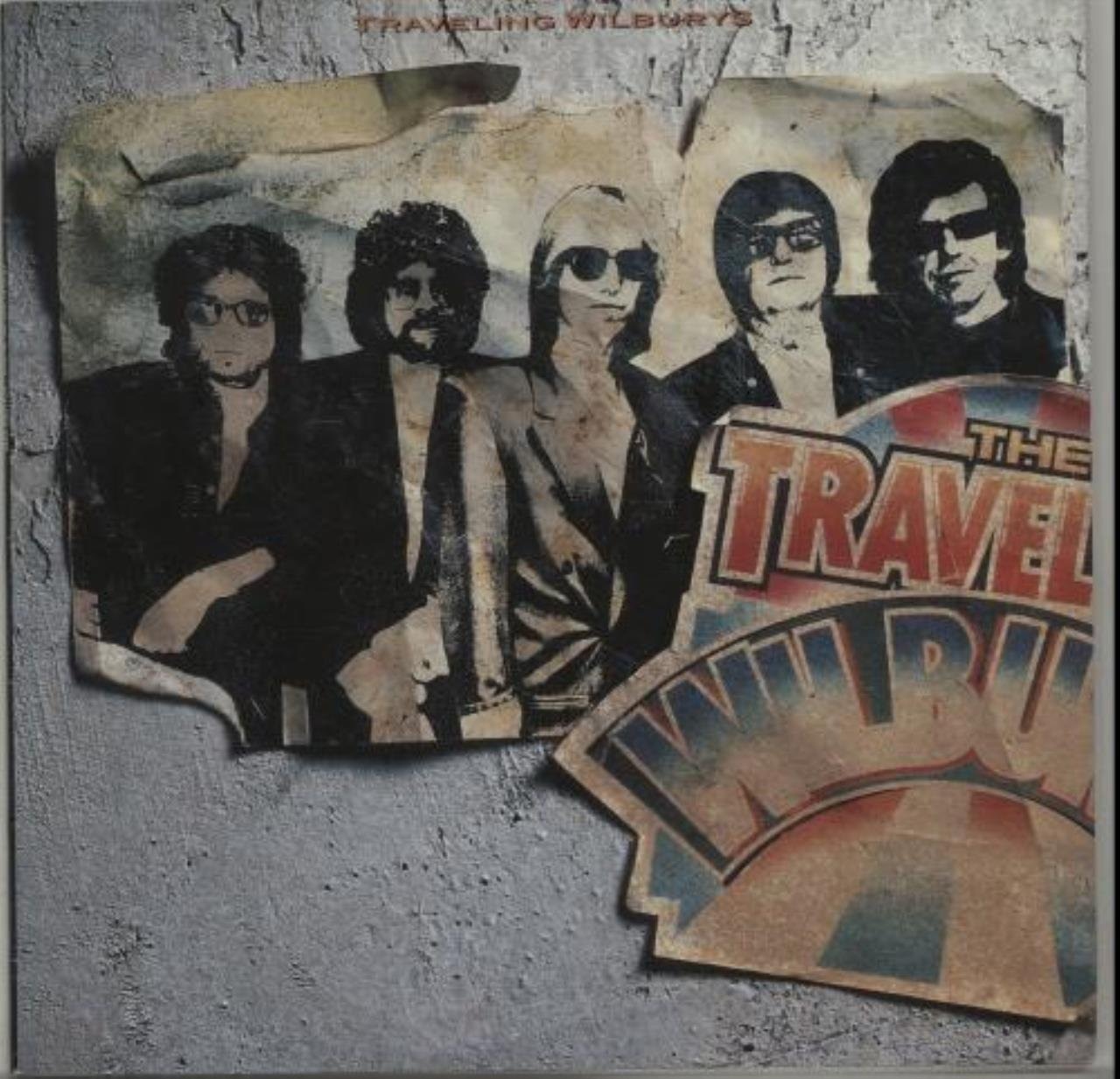 Traveling Wilburys: Volume 1 by Wilbury Records