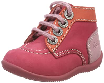 Kickers Chaussures Bébé Sacs Bottillons et Mixte Bonbon B4FBC