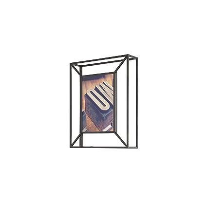 Amazon.com - Umbra Matrix Metal Picture Frame, 5 by 7-Inch, Black -
