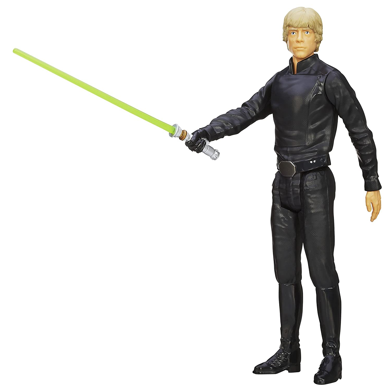 Star Wars Luke Skywalker 12 Figure B00NM9QF5A
