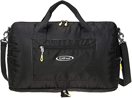 Made. Duffle bag small nylon perfect for work,camping,beach,water resistant U.S