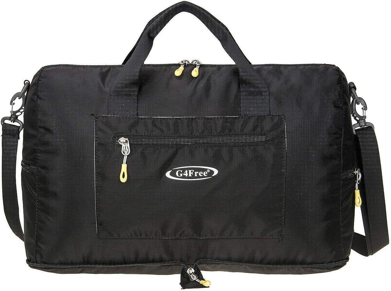 Travel Luggage Duffle Bag Lightweight Portable Handbag Football Large Capacity Waterproof Foldable Storage Tote