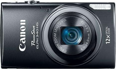 Canon PowerShot ELPH 340 HS Cámara compacta 16MP 1/2.3